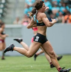 Stacie Tovar #crossfit #crossfitgames