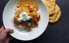 Herkuttelijat -ruokablogi: Panang curry kanalla Curry, Ethnic Recipes, Food, Curries, Essen, Meals, Yemek, Eten