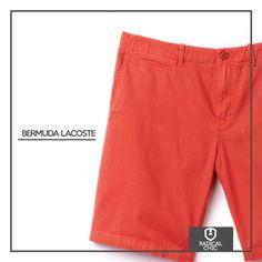 Bermuda Jeans não é tudo igual. E quem tem uma Bermuda Lacoste sabe muito bem do que estamos falando. Conforto e qualidade em um excelente produto! #RadicalChic #LojaLacoste #Lacoste #LacosteMasculino #ModaMaculina #TodahoraÉ