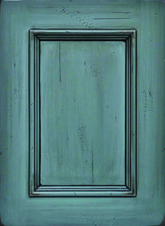 San Antonio Flat Panel Door  Available Material: Standard Wood Species Color Shown: Blue Slate Finish on Maple Material Available in All Outside Profiles - Shown with Square Outside Profile Face Framing, Custom Cabinetry, Panel Doors, Wood Species, Cabinet Doors, Color Show, San Antonio, Slate, Profile