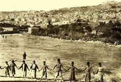 مدينة الناصرة - فلسطين 1895م The City of Nazareth-Palestine 1895
