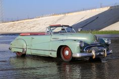 1948 Buick Super ICON Derelict Convertible