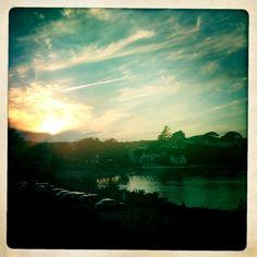 Abersoch sunset