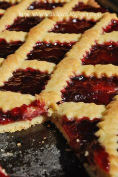 Biscotti, Cheesecake, Good Food, Food And Drink, Pie, Favorite Recipes, Make It Yourself, Baking, Sweet
