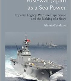Post-War Japan As A Sea Power PDF
