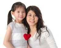"Ten Ways to Say ""I Love You"" to Your Child on Valentine's Day"