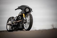 Custom Street Bikes, Custom Bobber, Scrambler, Harley Davidson, Cycling, Motorcycles, Vehicles, Vintage, Motorbikes