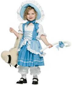 Little Bo Peep Costume $53.89 - Girls Costumes | Kids Halloween Costumes