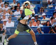 Andre Agassi- timeless style