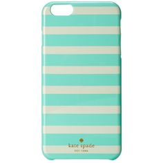 Kate Spade New York Fairmont Square Resin Phone Case for iphone 6 Plus Headphones Iphone 6 Cases, Cute Phone Cases, Iphone Case Covers, Kate Spade Iphone, Iphone Camera, Phone Accessories, Fashion Accessories, Just In Case, Technology
