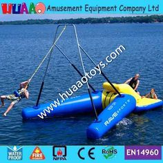 (2999.00$)  Buy here - http://ai2s8.worlditems.win/all/product.php?id=32800411061 - 2017 New 16*10m inflatable water game inflatable water toys for giant water park(Free pump + repair kits)