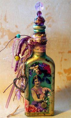 Elixir of Love, Cristina Zinnia Galliher
