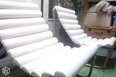 2 fauteuils vintage