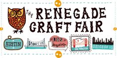 A Glimpse Into the Renegade Craft Fair | The Etsy BlogThe Etsy Blog