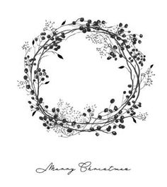 ♥ merry Christmas wreath sketch - Holiday wreaths christmas,Holiday crafts for kids to make,Holiday cookies christmas, Noel Christmas, Christmas Wreaths, Christmas Crafts, Christmas Decorations, Christmas Greetings, Christmas Sketch, Christmas Drawing, Merry Christmas Card, Winter Christmas