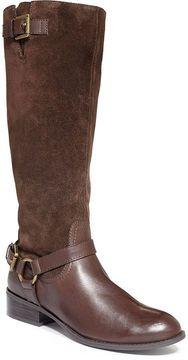 Lauren Ralph Lauren Boots, McLeod Wide Calf Riding Boots on shopstyle.ca