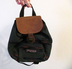 Remember these?  JANSPORT Mini Backpack