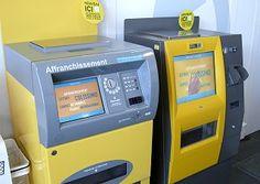 France. The new concept 'Espace Service Client'. The NABUCCO postal kiosks