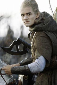 Orlando Bloom a.a Legolas (The Hobbit, Lord of the Rings) Tolkien, Lotr Elves, Mirkwood Elves, Legolas And Thranduil, Aragorn, Fellowship Of The Ring, Lord Of The Rings, Orlando Bloom Legolas, Pirates Of The Caribbean