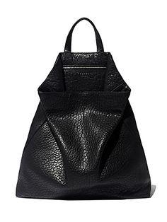 eb72f023d553 TSATSAS WOMEN S FLUKE LAMB NAPPA BAG Tote Backpack