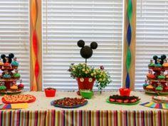 Disney Mickey Baby Shower Themes   Baby Shower Decoration Ideas