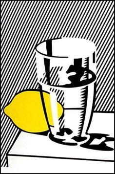 roy lichtenstein screen print - Google Search