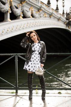 Lari Paris, Youtubers, Punk, Nunca Vi, Dresses, Tumblers, Vest, Stitch, Closet