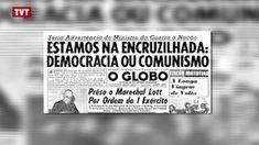 """""""Participamos da Revolução de 1964, identificados com os anseios nacionais de preservação das instituições democráticas, ameaçadas pela radicalização ideológica, greves, desordem social e corrupção generalizada"""""""
