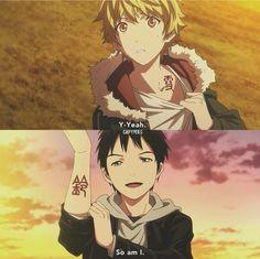 J'ai pleuré quand l'ami de Yukine est mort