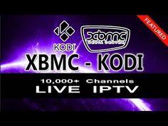 How to Setup Kodi TV - XBMC LIVE TV 10000 Channels