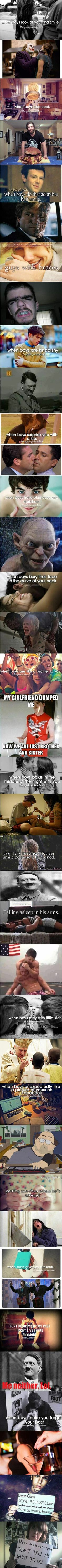 things boys do that we love