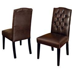 Brielle Tufted Side Chair & Reviews | Joss & Main