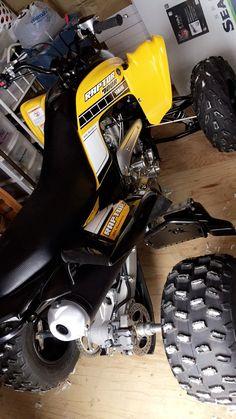 Sport Atv, Sport Bikes, Motorcross Bike, Snowboarding Gear, Quad Bike, Motosport, Four Wheelers, 60th Anniversary, Bike Life