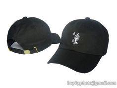 Drake 6 God Baseball Caps Black