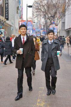 街拍> SNAPLOOK 阿賴首爾街拍 秋冬001篇 - 無名型男誌 - 無名小站