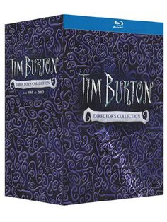 Tim Burton Collection NEW Arthouse Blu-Ray 14-Disc Set Johnny Depp Paul Reubens in DVDs & Movies, DVDs & Blu-ray Discs | eBay