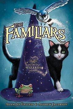 The Familiars: Adam Jay Epstein, Andrew Jacobson