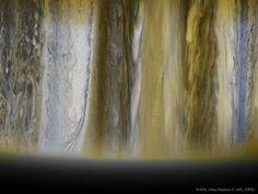 Les nuages de Jupiter vus par New Horizons