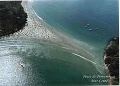 Praia do Mar Casado e Praia de Pernambuco - Guarujá (Mar Casado Beach and Pernambuco Beach)