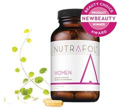 Physician-formulated Nutrafol® leverages the latest in hair research, biotechnology and botanicals to change the future of hair health for women.
