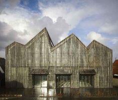 'Kaap Skil' by Mecanoo Architects