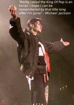 Michael Jackson Quote <3
