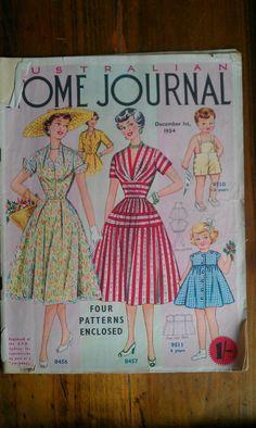 Australian Home Journal December 1st 1954 by InLaurelsCloset, $10.00
