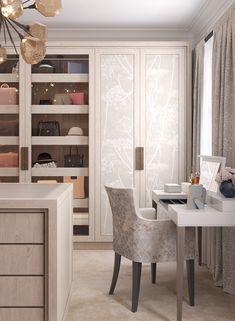 CGI for a dressing room, London on Behance Large Living Room Furniture, Fitted Bedroom Furniture, Fitted Bedrooms, Luxury Furniture, Kitchen Furniture, Furniture Outlet, Wardrobe Door Designs, Wardrobe Doors, Wardrobe Closet
