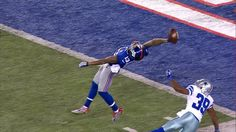 Odell Beckham makes catch of the year