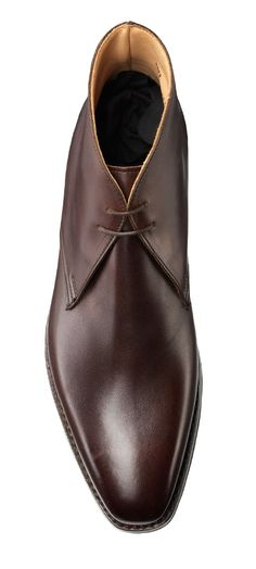 Tetbury - DarkBrown Antique Nubuck