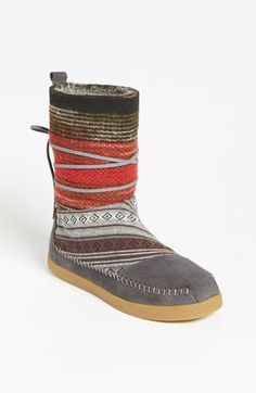TOMS 'Nepal' Boot (Women) available at #Nordstrom