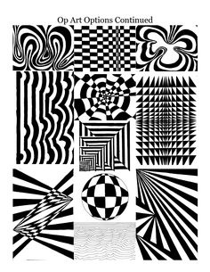 Printables Op Art Worksheet art google and search on pinterest optical illusions 8 in room a124