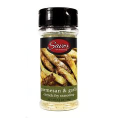Parmesan and Garlic French Fry Seasoning