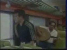 كاظم الساهر معلم على الصدمات اغاني قديمه - YouTube